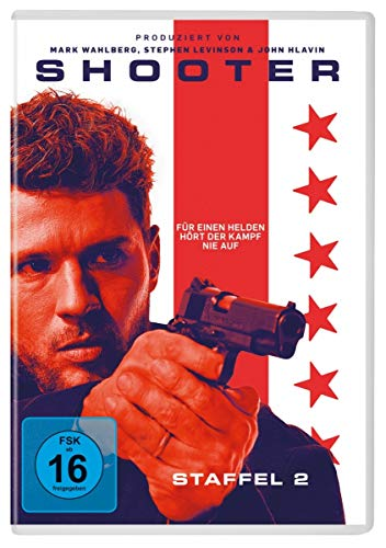 Shooter - Season 2 [2 DVDs]