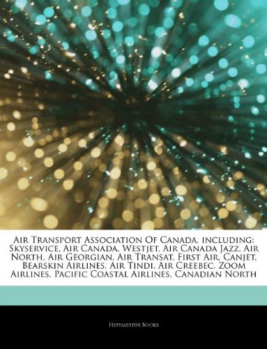articles-on-air-transport-association-of-canada-including-skyservice-air-canada-westjet-air-canada-j