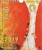 Engel 2019: Postkartenkalender von Christel Holl