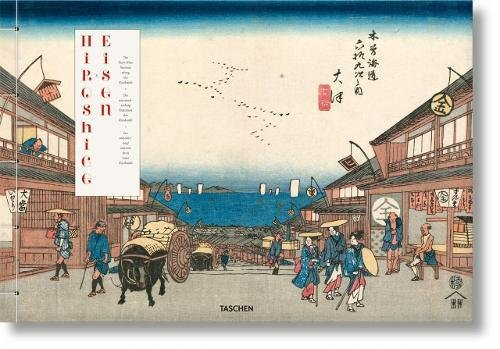 Hiroshige & Eisen. The Sixty-Nine Stations along the Kisokaido - Eisen Kunst