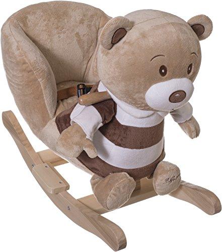 BIECO - Schaukeltier / Schaukelpferd - Schaukel Bär