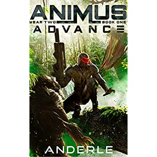 Advance (Animus Book 4)