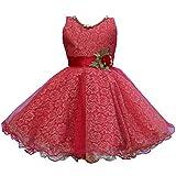 BownBee Rosy Pink Princess Dress
