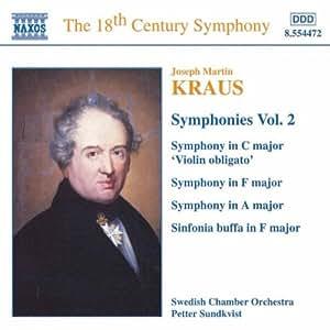 Symphonies, Vol. 2