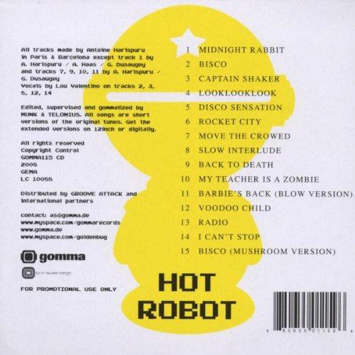 Hot-Robot
