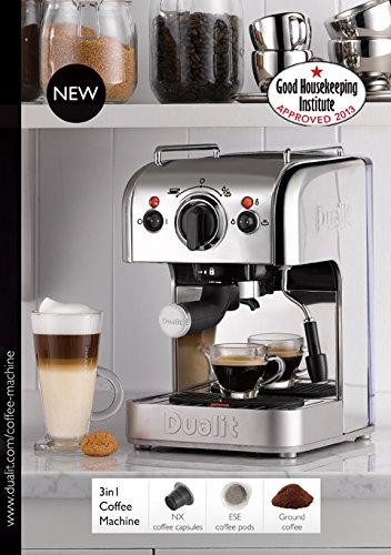Dualit 4-in-1 Coffee Machine