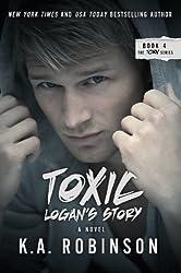 Toxic: Logan's Story (Torn Series Book 4)