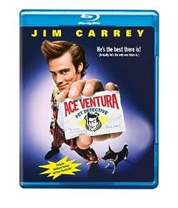 Ace Ventura: Pet Detective [Blu-ray] [1994] [US Import]