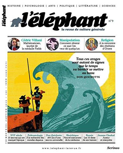 L'éléphant : La revue 09 (09)