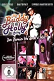 DVD Cover 'The Buddy Holly Story - Der Pionier des Rock'n'Roll