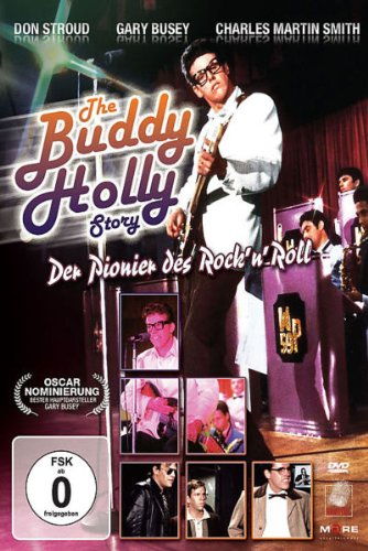 Bild von The Buddy Holly Story - Der Pionier des Rock'n'Roll