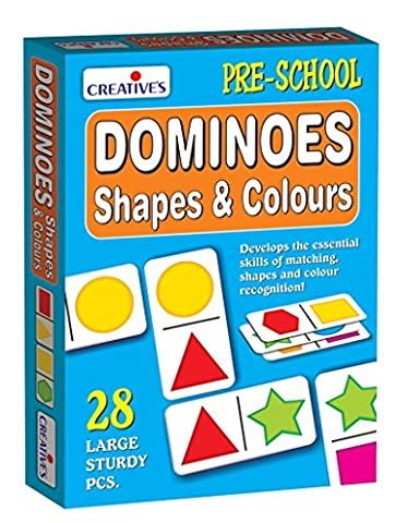 Creative Educational Pre-School Shapes and Colours