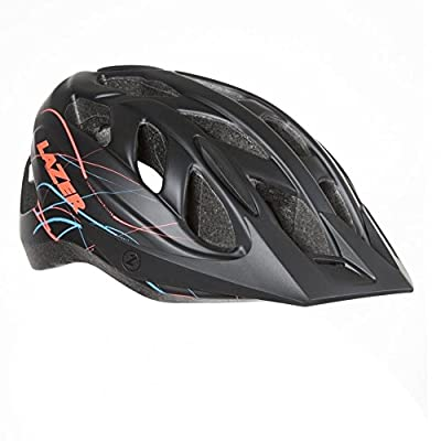 Lazer Cyclone helmet Pearl Lady Women Moi Swirls by Lazer