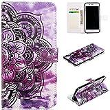 OnlyCase Coque iPhone 7 Plus/iPhone 8 Plus, Peint Mode PU Cuir Étui Housse de...