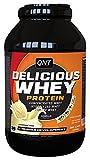 QNT Delicious Whey Protein Powder, Vanilla Cream, 2.2 kg