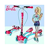 Educational Toys Scooter per Bambini Scooter per Acrobazia, Scooter Pieghevole per Bambini Scooter I Migliori Regali per Ragazze Giovani 05.20 (Colore : A)