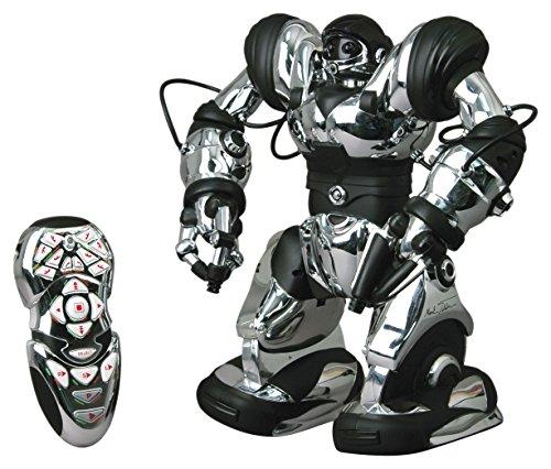 Joker 8083 - Roboter Robosapien V1 silber, 35cm, 67 Funktionen