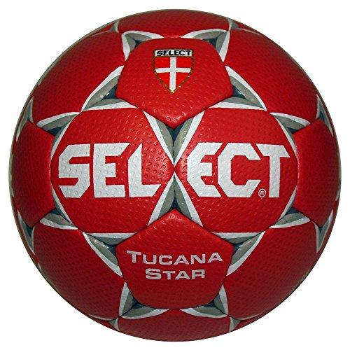 Select Tucana Star Handball Sondermodell - rot, Größe #:3
