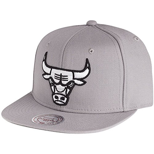 Mitchell ness b _amp; _amp; logo w series pour supporter des chicago bulls