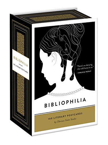 Bibliophilia (Postcards)