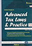 Reliance's Concise Concepts on Advanced Tax Laws and Practice wit GST for CS Professional December 2017 Exam