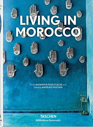 Living in Morocco (Español) (Bibliotheca Universalis) por Barbara & René Stoeltie