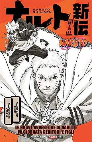 Le nuove avventure di Naruto. La giornata genitori e figli. Naruto shinden