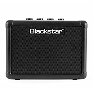 Blackstar Fly3 – Mini amplificatore a batterie per chitarra da 3W, Nero