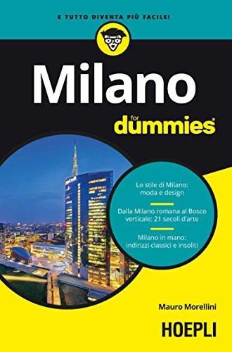 Milano for dummies por Mauro Morellini
