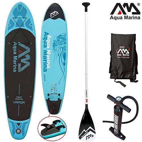 Aqua Marina, Vapor, Paddle Board Juego de 's, Sup, 330x 75x 10cm
