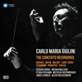 Carlo Maria Giulini : Concertos (Coffret 9CD)
