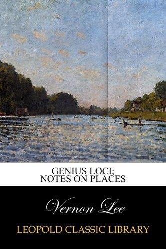Genius loci; notes on places