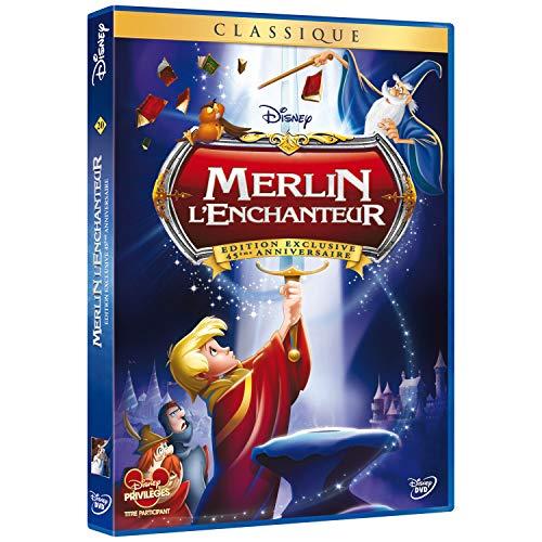 Merlin l'enchanteur [Édition 45ème Anniversaire]