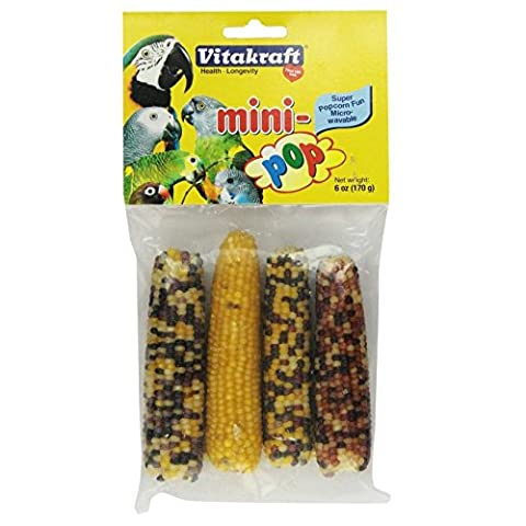 Vitakraft Treat Mini Pop For Birds -- 6 oz by Vitakraft