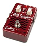 EBS eBSRTGE twister pédale de guitar edition red label rouge