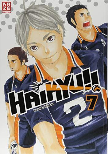 Haikyu!! 07 par Haruichi Furudate