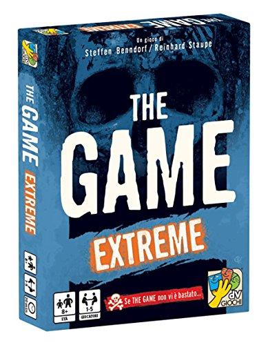 Dv Giochi dvg9335-The Game Extreme Juegos de Cartas cooperativo