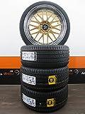 4 Sommerräder 19 Zoll passend für Audi AS8K B8 A6 4F TT 8J TTS 8S Ultra Wheels UA3-LM BARUM NEU