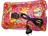 #3: ized Electronic hot water bag of 2ltr. Heating pad with leak proof technology Electrical 2 L Hot Water Bag (Pink)