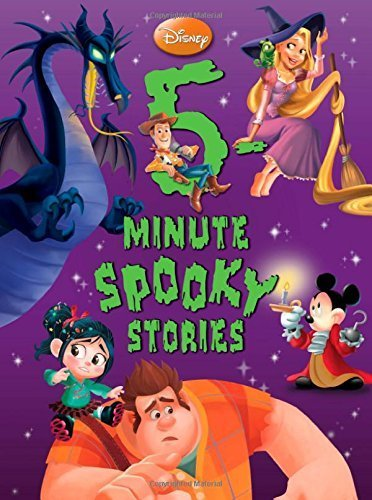 5-Minute Spooky Stories (5 Minute Stories) by (2014-07-22)