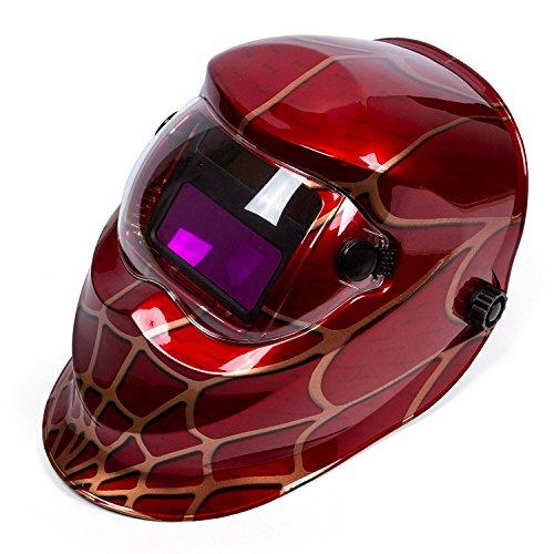 Babimax Máscara Seguridad de Soldadura Casco...