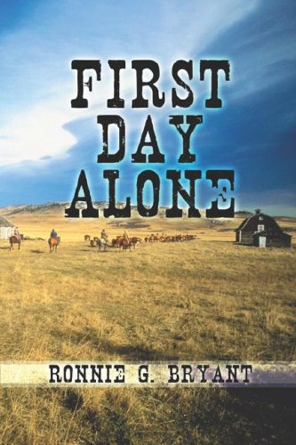 First Day Alone Cover Image