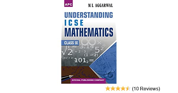 Amazon in: Buy Understanding ICSE Mathematics Class- IX Book Online