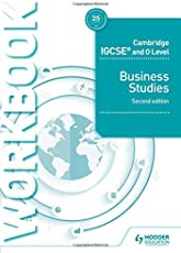 Cambridge IGCSE and O Level Business Studies Workbook