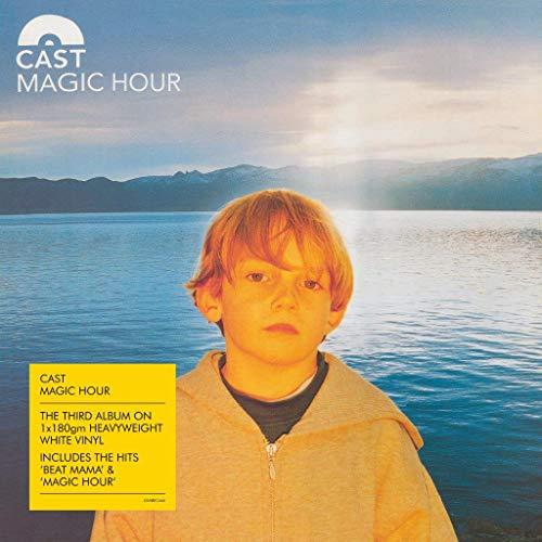 Magic Hour (Heavyweight 180-gram White Vinyl) [Vinyl LP] - Magic Cast