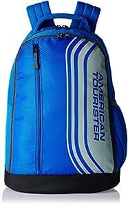 American Tourister 24 Lts Casper Blue Casual Backpack (Casper Bacpack 06_8901836135343)