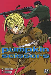 Pumpkin Scissors Edition simple Tome 2