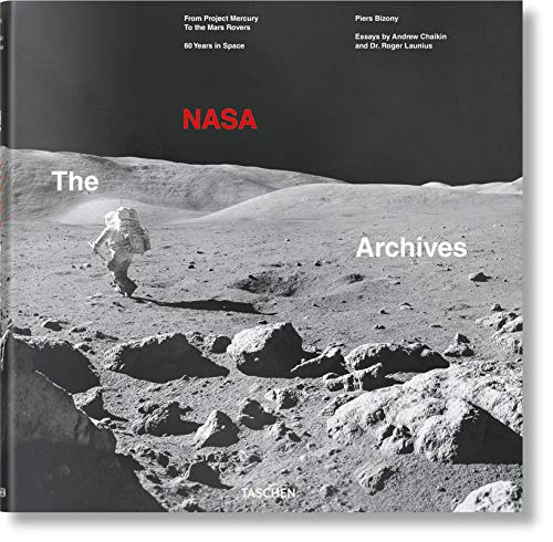 The NASA Archives: 60 Years in Space (Extra large) por Piers Bizony