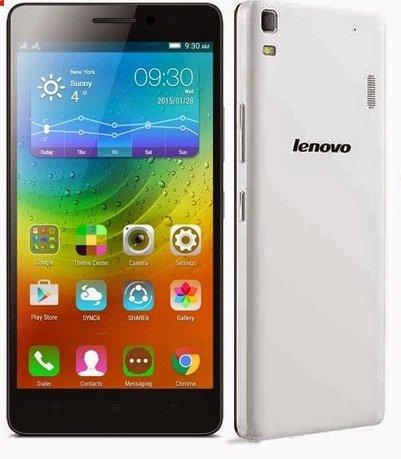 Vphone Enterprises Premium Tempered glass Screen Guard for Lenovo A7000