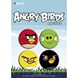 Official Angry Birds Badge Pack - Faces (accesorio de disfraz)